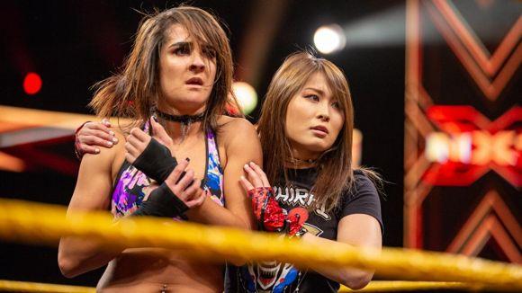 WWE, NXT, #481