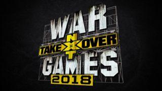 WWE, NXT, テイクオーバー, ウォーゲームズ2, タイトル
