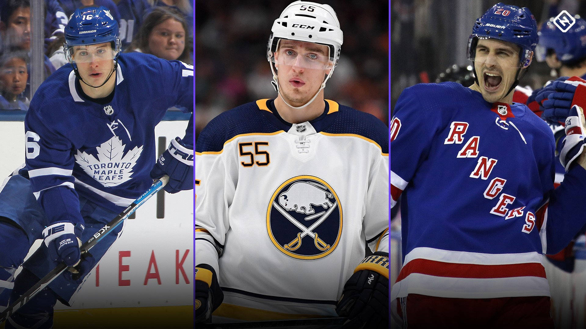 NHL rumors 2019: Are Mitch Marner, Rasmus Ristolainen, Chris Kreider