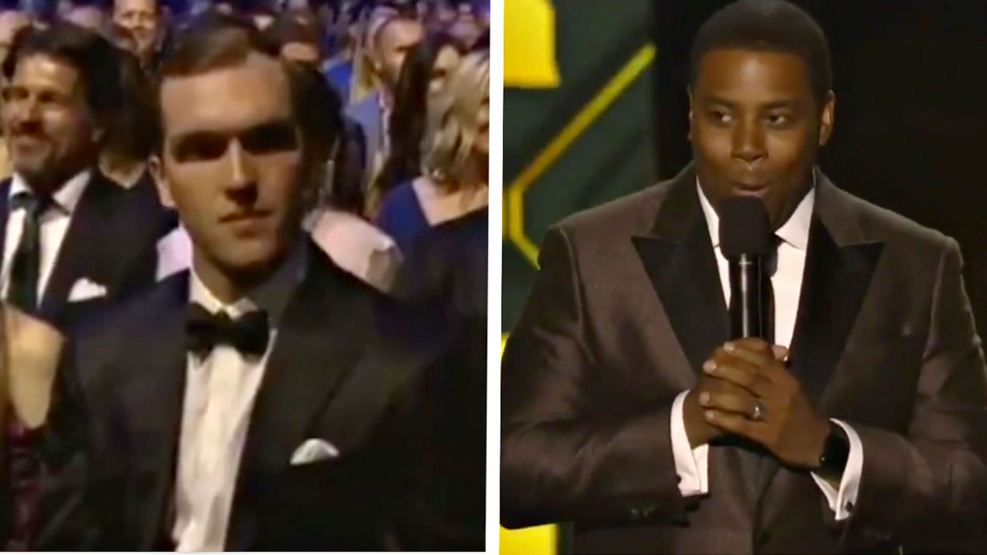 Lightning players didn't like Kenan Thompson's playoff joke at NHL Awards show