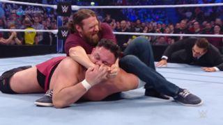 WWE スマックダウン #1003 メインイベント