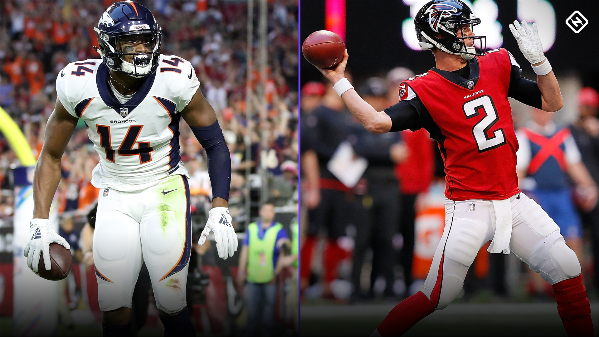 Projected Week 14 DraftKings ownership percentage, NFL DFS