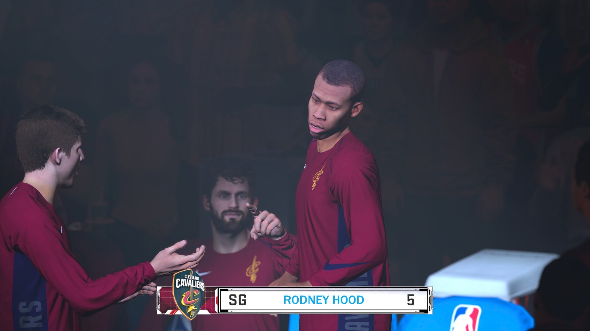 NBA 2K18 Rodney Hood Cleveland Cavaliers