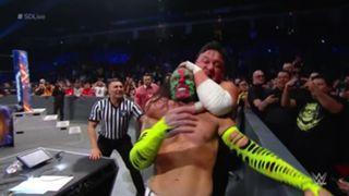 WWE, スマックダウン, #1010