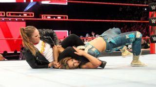 WWE ロウ ロンダ・ラウジー ハイライト