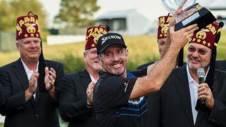 PGA Tour winners for 2016-17 season