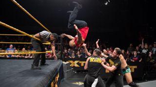 WWE, NXT, #477,
