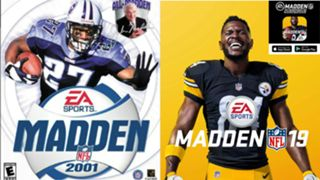 53945eaa58c6 Madden  cover athletes since 2000  From Eddie George to Antonio ...