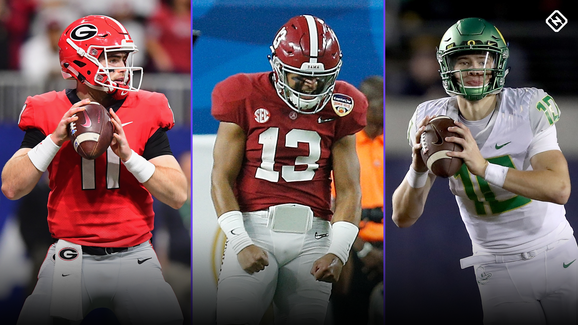 Best Quarterbacks 2020 Top 10 QBs for 2020 NFL Draft: Tua Tagovailoa, Justin Herbert lead