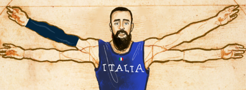 Datome Renaissance Man FIBA Italy