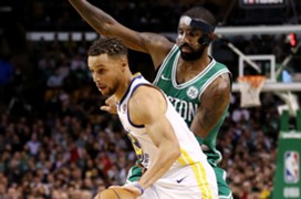 Stephen Curry, Kyrie Irving
