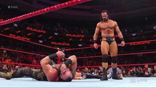 WWE ロウ #1325 マッキンタイア