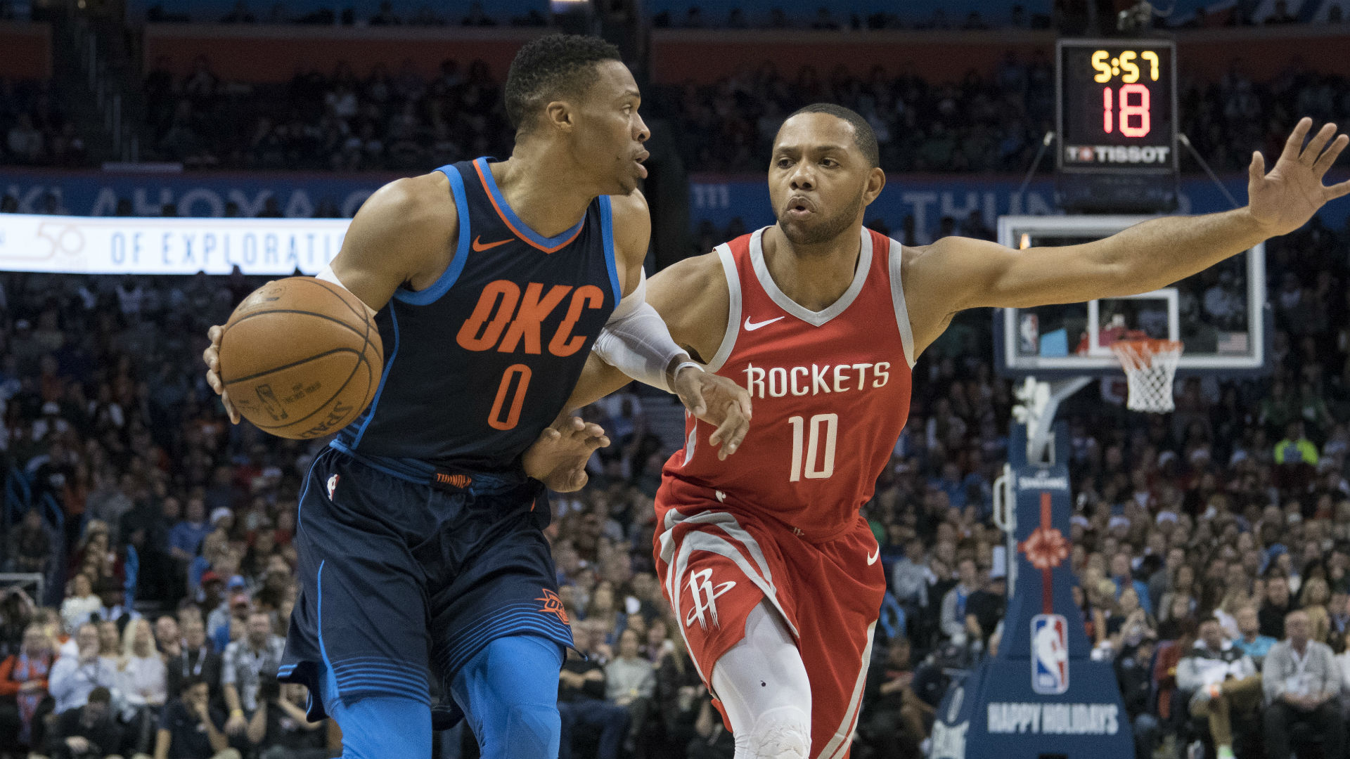 Russell Westbrook trade grades: Rockets take huge gamble; Thunder lay foundation for rebuild