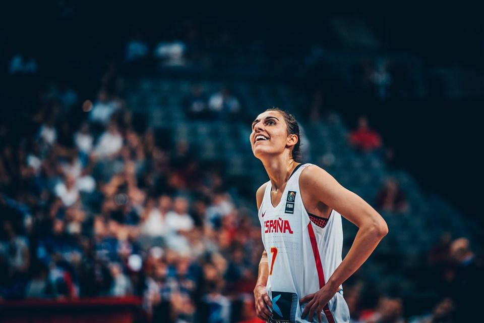 Alba Torrens FIBA Spain