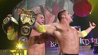 WWE 最年少王者 レネ・デュプリー