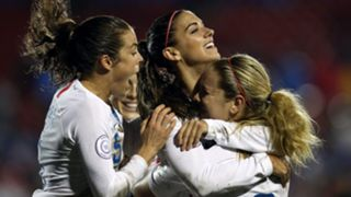 女子ワールドカップサッカー, 米国女子代表