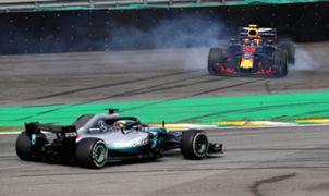 ハミルトン、ブラジルGP優勝 2018