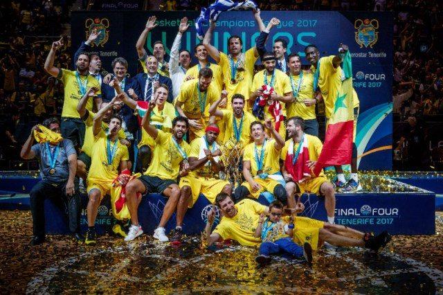 Tenerife and Gran Canaria: the far-flung force of European basketball