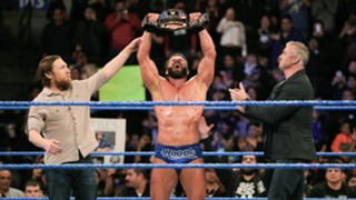 Smackdown #961 Roode US Champ