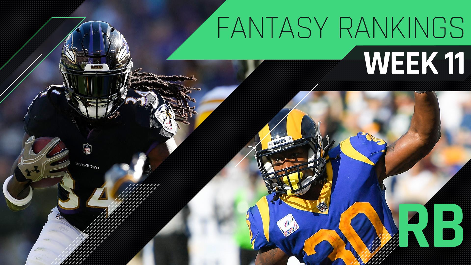63a57f55 Week 11 Fantasy RB Rankings | Sporting News