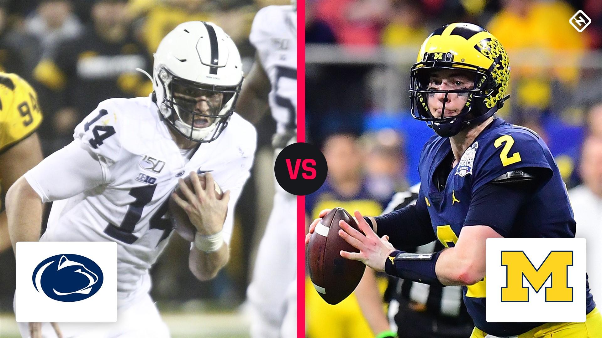 Penn State vs. Michigan: Live score, updates, highlights from pivotal Big Ten matchup