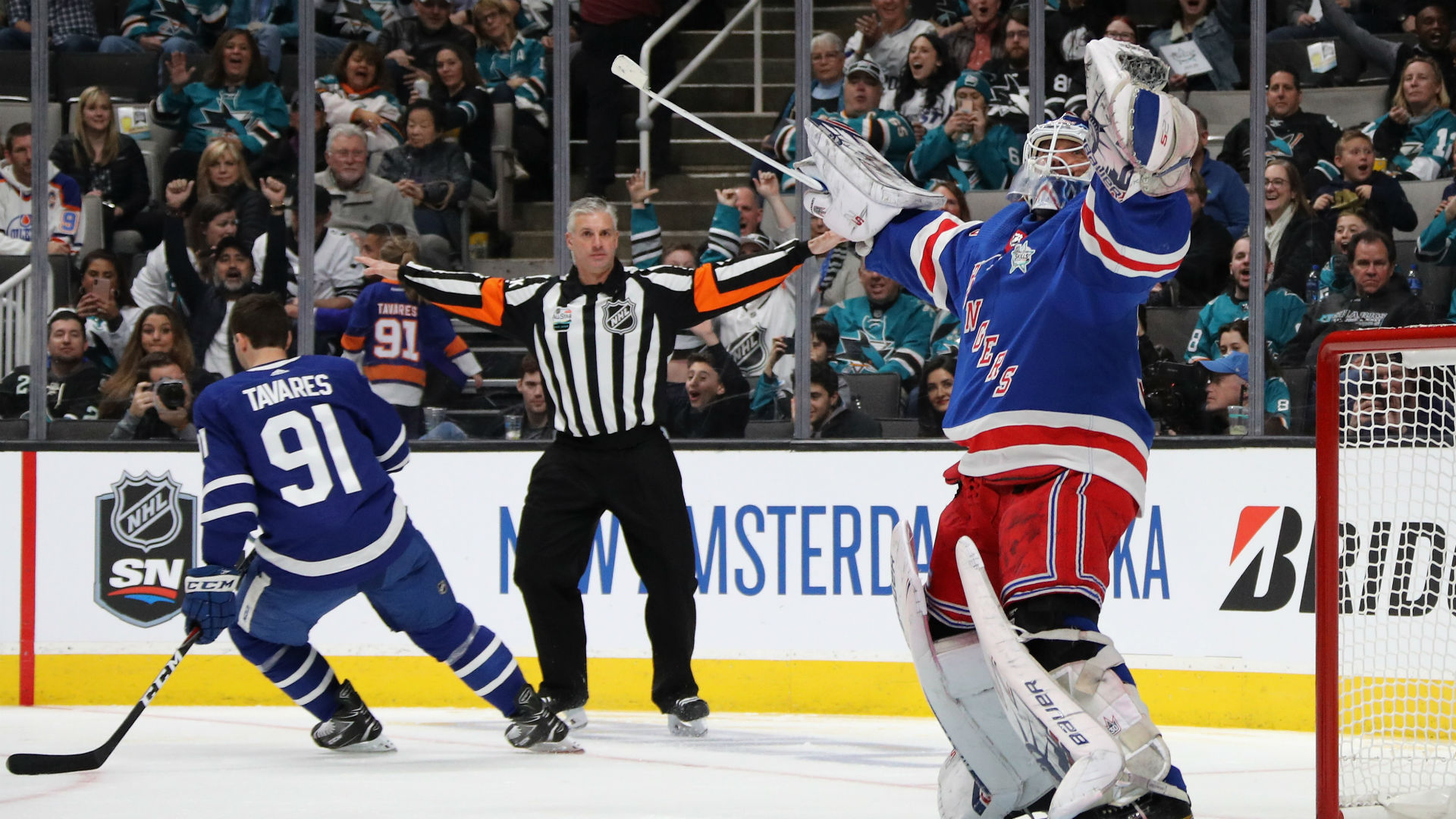 NHL All-Star skills competition 2019  Best moments and winners ... b78760508