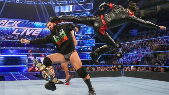 WWE, スマックダウン, #1012, プレビュー