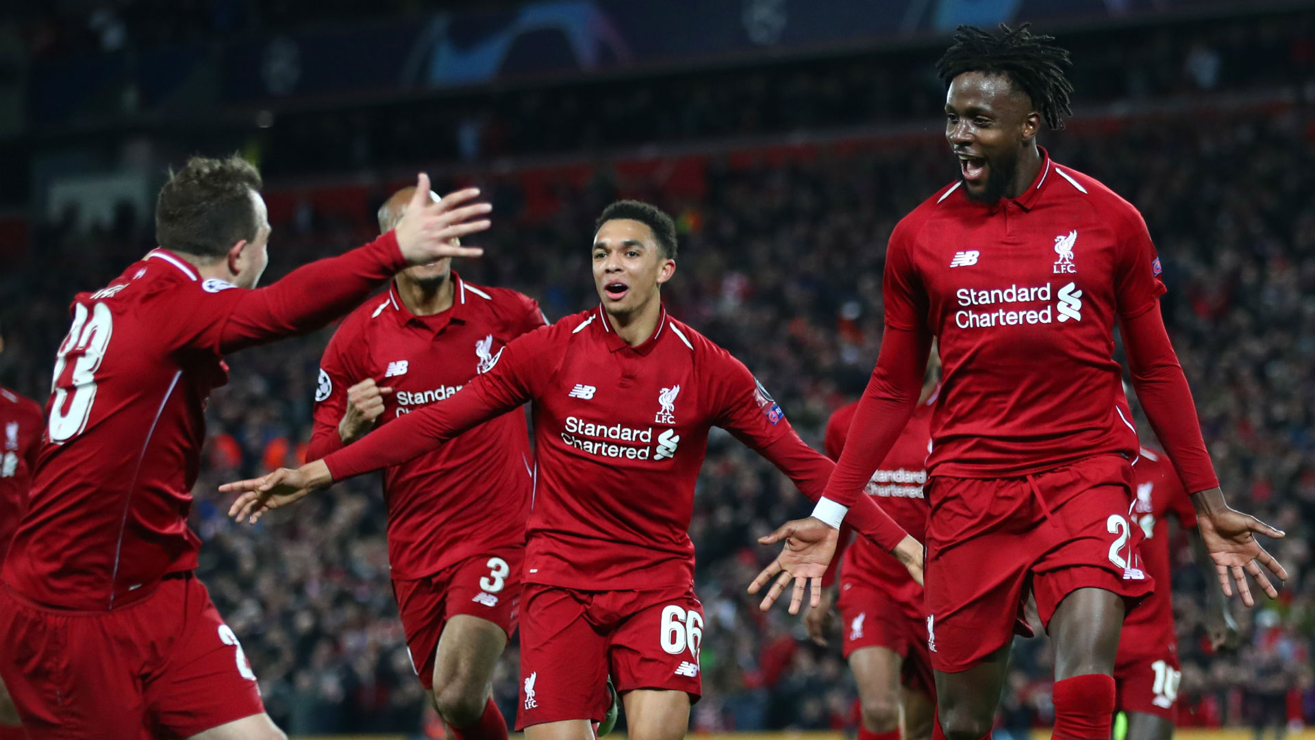 Liverpool vs. Barcelona results: Highlights from Liverpool's stunning comeback in Champions League semifinal