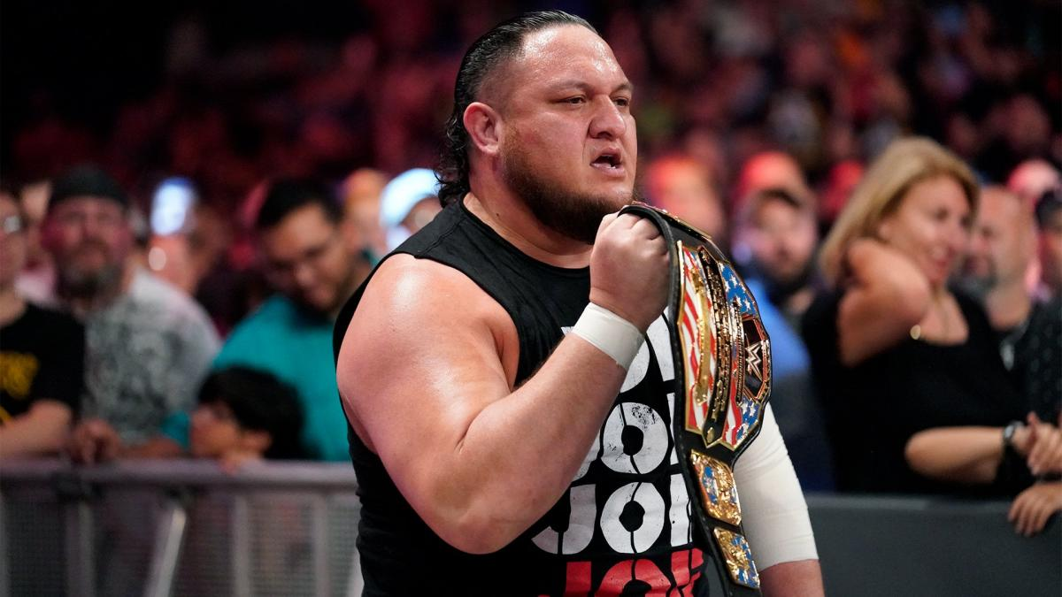 Samoa Joe on always being ready to pick a fight, fitting in with WWE