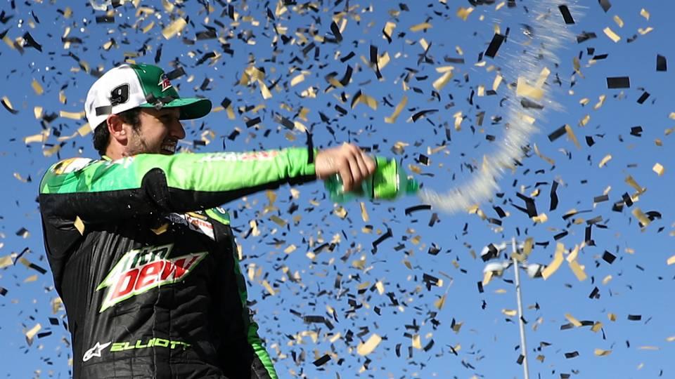 NASCAR at Kansas: Race results, highlights from Chase Elliott's win