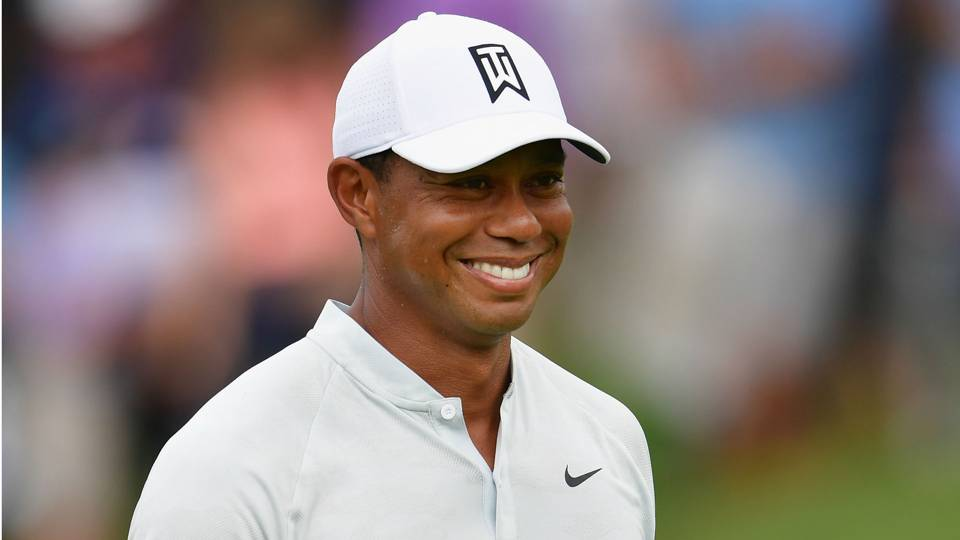 Tiger Woods score, highlights from Round 1 at PGA Championship
