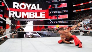 royal rumble shinsuke nakamura