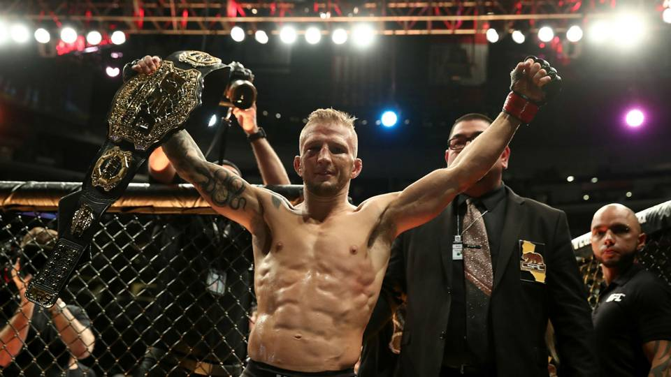 The case For TJ Dillashaw as the No. 1 pound-for-pound fighter in the UFC