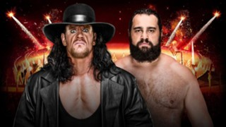 WWE グレーテスト・ロイヤルランブル テイカー