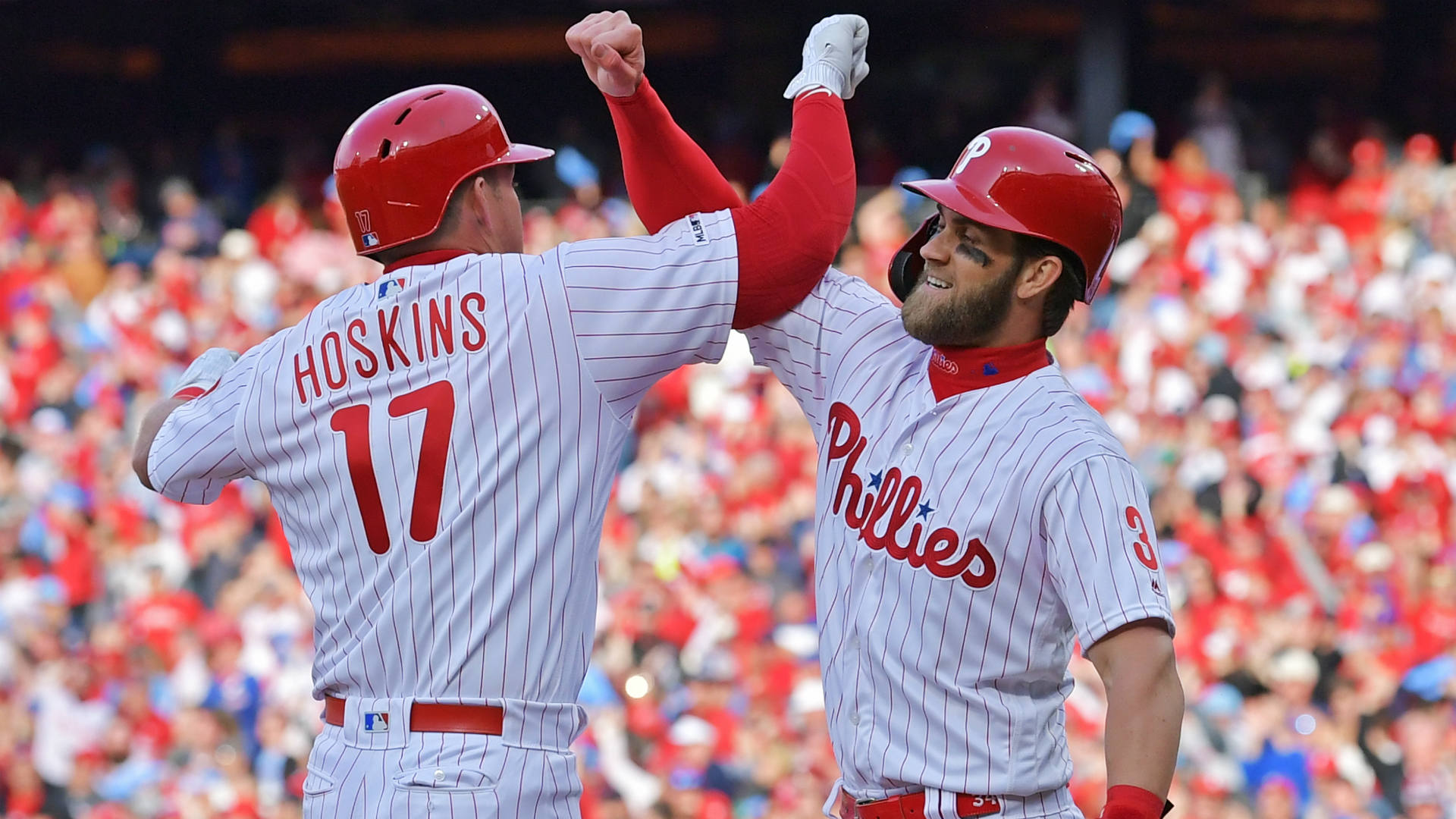 more photos af756 c9f19 Hype around Phillies is about more than just Bryce Harper ...