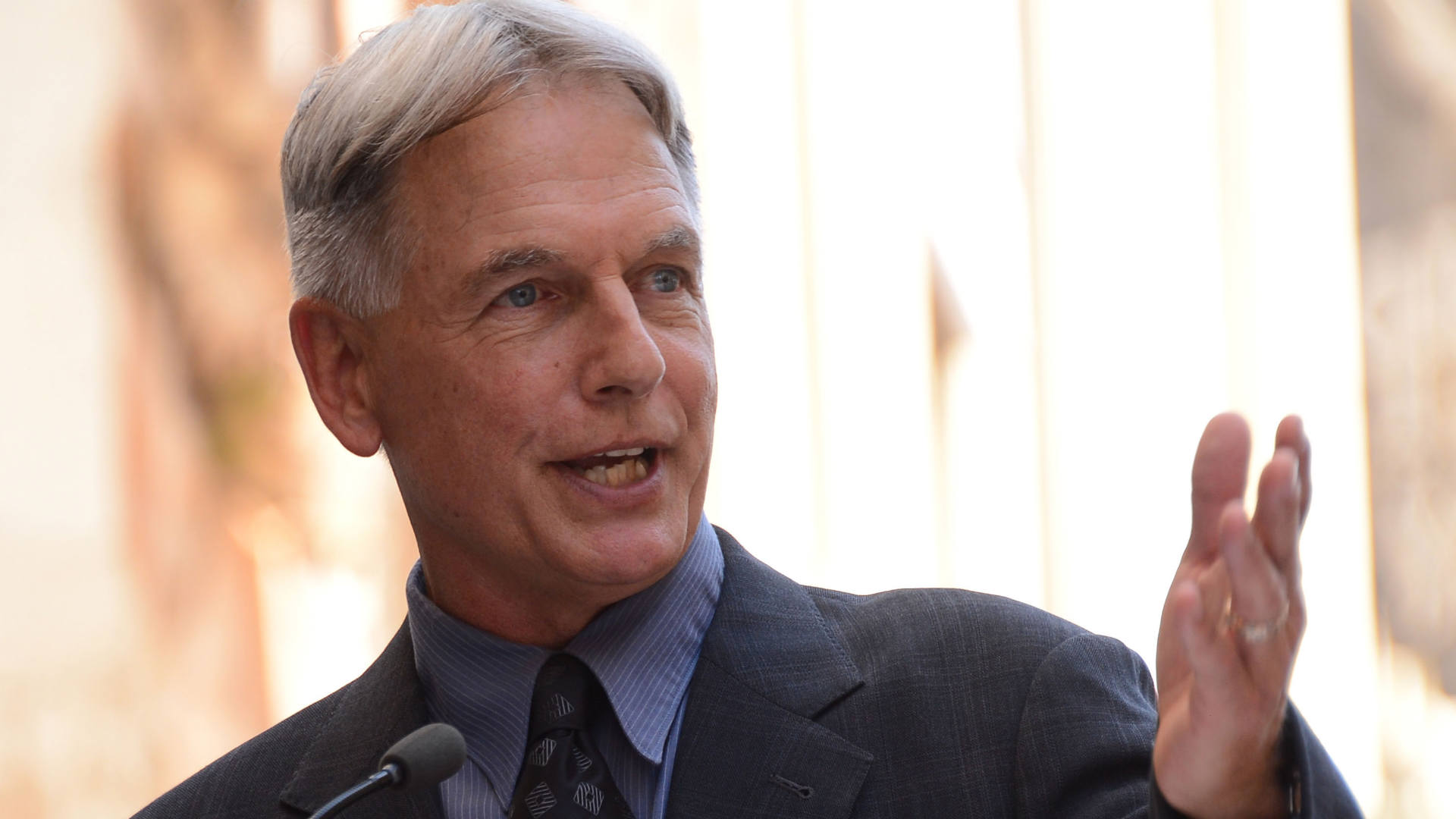 Mark Harmon, former UCLA quarterback and 'NCIS' star, to receive NFF Gold Medal