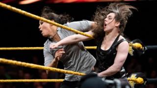 WWE NXT #452 ニッキーニッキークロス・クロス
