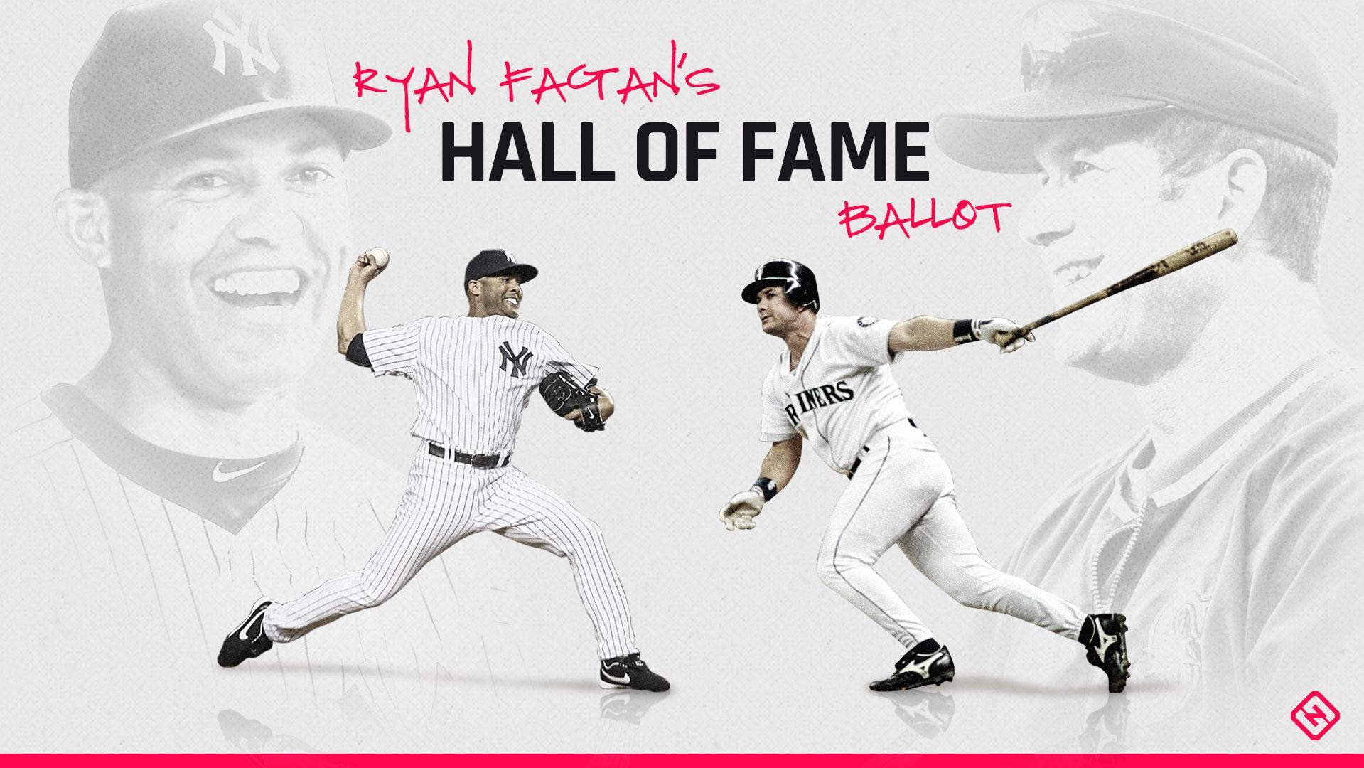 4ad40668f4 Baseball Hall of Fame 2019: SN's Ryan Fagan explains his ballot ...