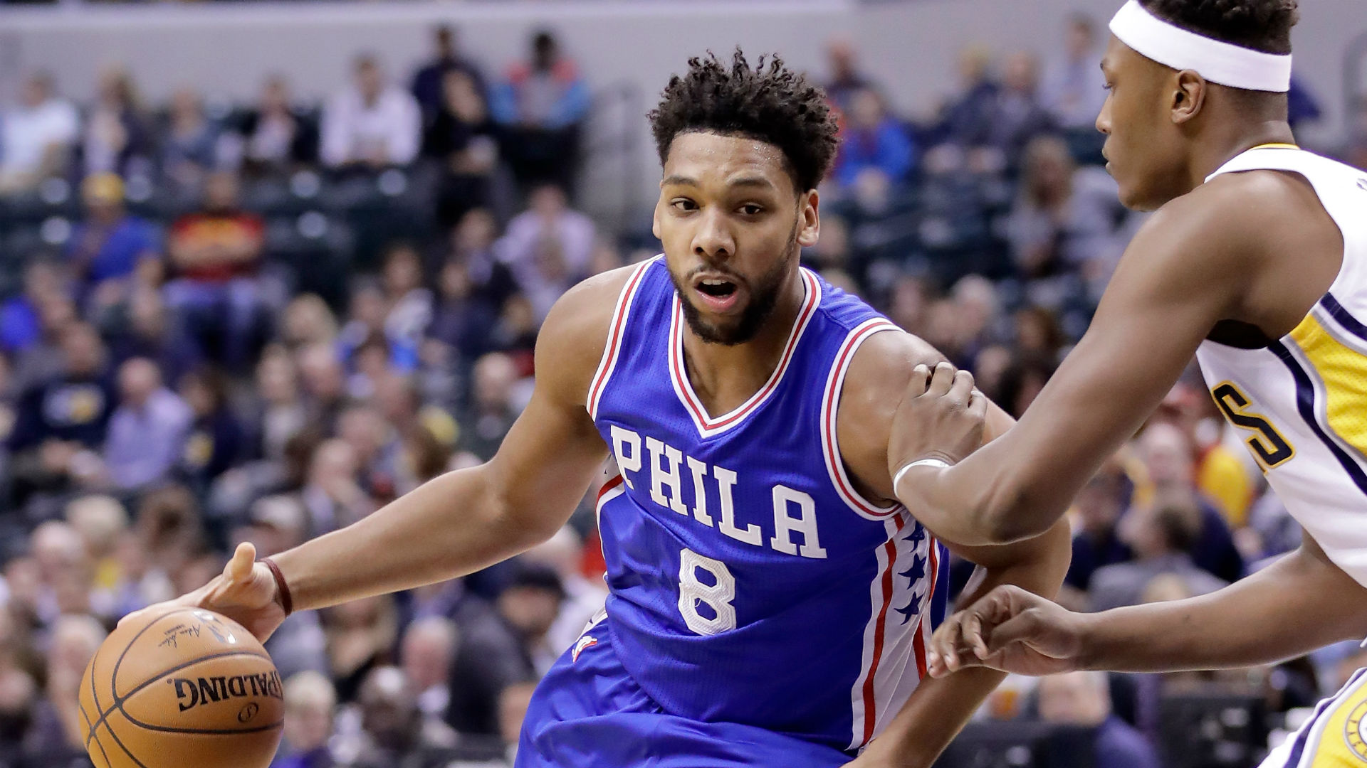 NBA trade rumors: 76ers in talks to send Jahlil Okafor to
