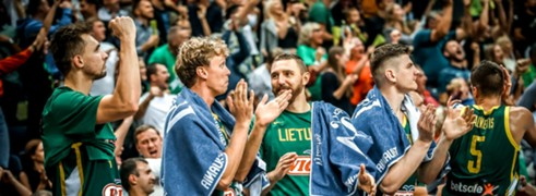 Lithuania FIBA Basketball World Cup