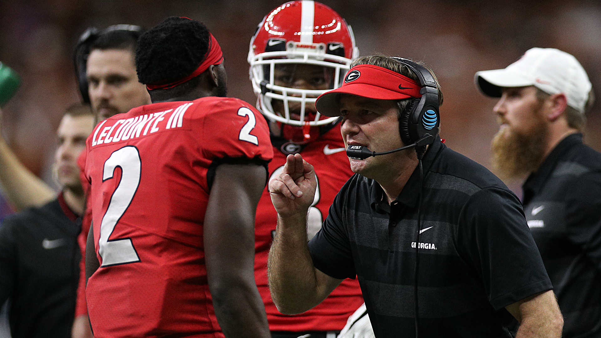 Breaking the Alabama-Clemson monopoly: Sizing up Georgia's chances