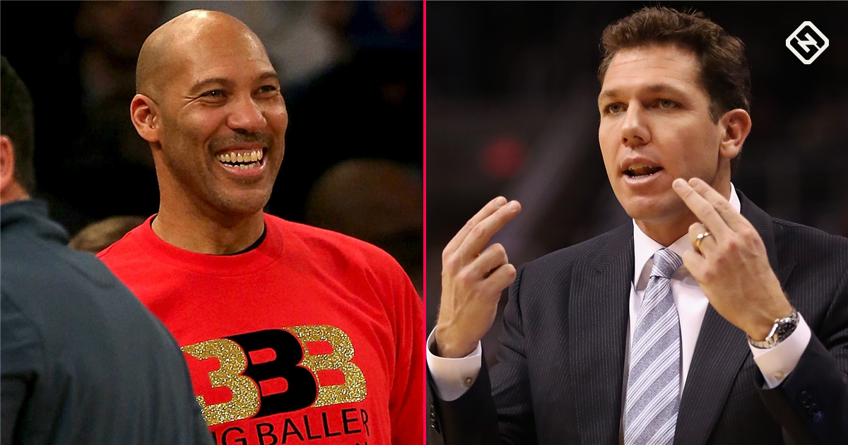 Lakers, Luke Walton can solve LaVar Ball problem without condemning ESPN