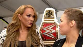 WWE ロウ 1304 プレビュー ナイア・ジャックス ロンダ・ラウジー