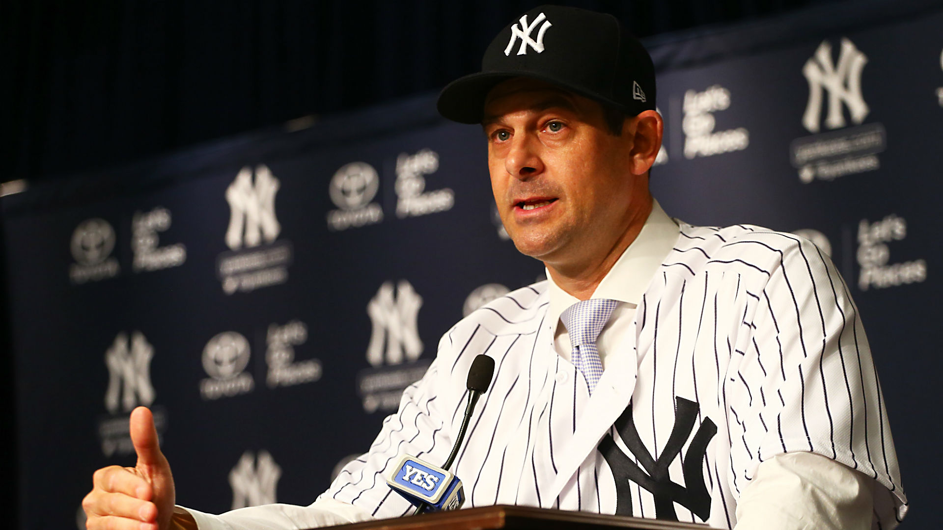 The biggest challenges Aaron Boone faces as Yankees manager