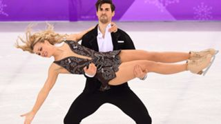 Madison Hubbell and Zachary Donohue, United States