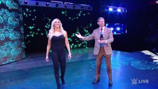 WWE, ロウ, #1342, 試合結果, 会長がベッキーに60日間謹慎とロンダ戦をシャーロットに代替