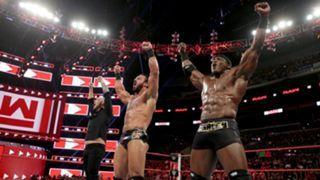 WWE, ロウ, #1330, ハイライト, バロン・コービン