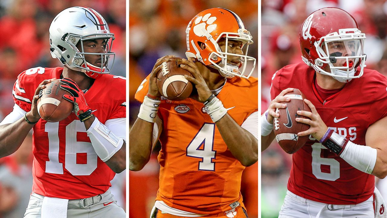 Which backfield would you trust most in College Football