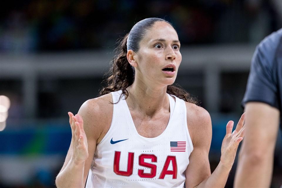 Sue Bird USA FIBA