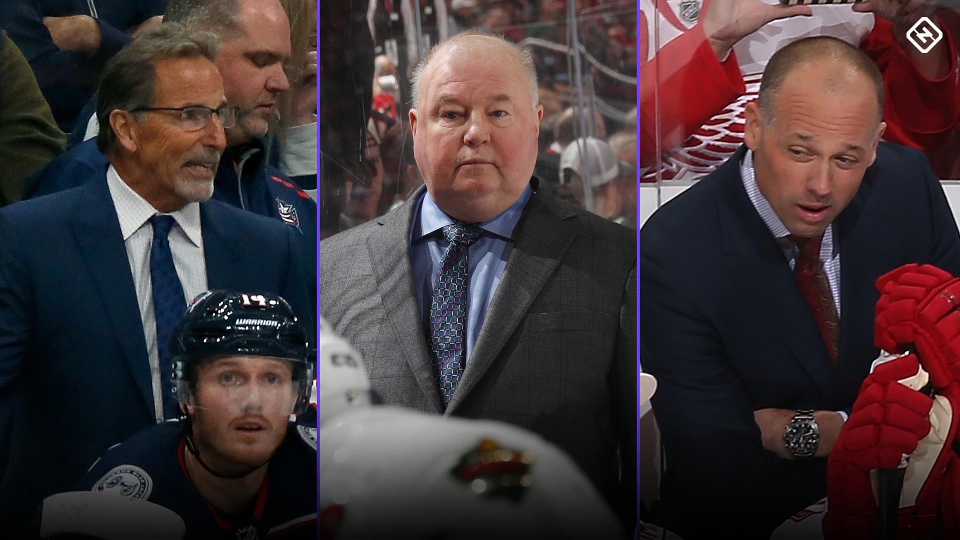 NHL 2019-20: ¿Qué entrenadores en jefe están ahora en el banquillo? 3